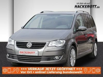 gebraucht VW Touran Freestyle 1.4 TSI Bi-Xenon Navi Dyn. Kurvenlicht Parklenkass. PDCv+h Multif.Lenkrad