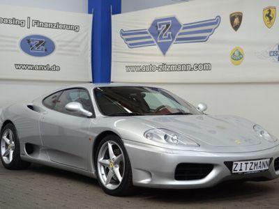 gebraucht Ferrari 360 Modena F1 | 22.900 KM | NEUWERTIG | SAMMLER