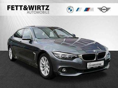 gebraucht BMW 420 i GC Aut. Navi LED GSD Kamera Tempomat Sitzhz
