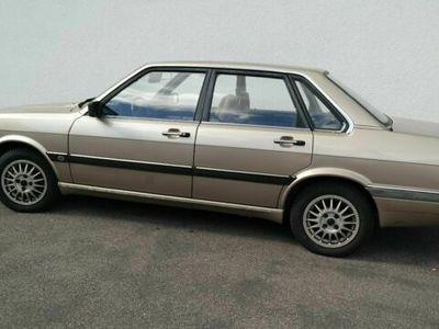 gebraucht Audi 90 Typ 81 MKB: HY selten CH/ S ( KV )...