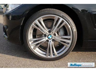"gebraucht BMW 435 Cabrio d xDrive Line Sport 19"" HiFi"
