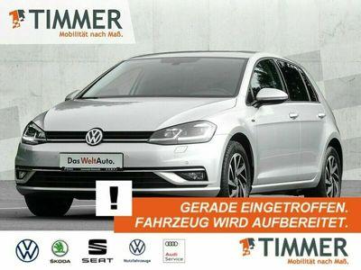 gebraucht VW Golf VII 1.0 TSI Join *DSG *ACC *LED *NAVI *SHZ *ALU *