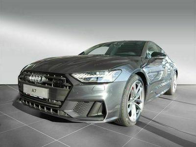 gebraucht Audi A7 Sportback 55 TFSI e quattro Matrix Navi Leder