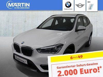 gebraucht BMW X1 xDrive20d *Advantage*EU6*LED*Navi*Tempomat*AHK*