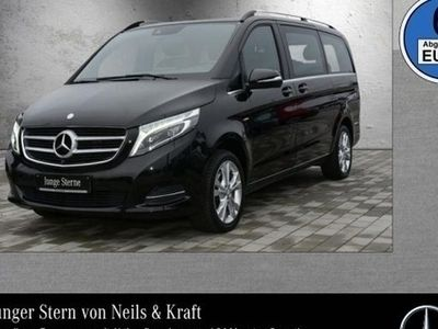 używany Mercedes V250 d 4MATIC AVANTGARDE EDITION Lang Fahrassist