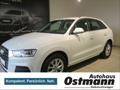 gebraucht Audi Q3 design 1.4 TFSI cylinder on demand 110 kW (150 PS) S tronic
