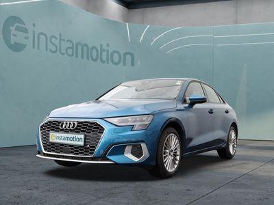 gebraucht Audi A3 A3Limousine 35 TDI S tronic advanced Bluetooth