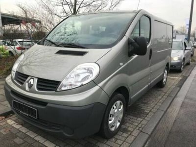 gebraucht Renault Trafic 2.0 dCi 90 FAP L1H1 Klima+PDC+EURO 5+1.HD