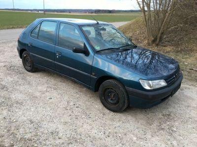 gebraucht Peugeot 306 Profil 1.4 75PS TÜV bis Oktober 2020