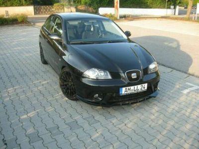 used Seat Ibiza 1.4 16V 63kW Sport Edition