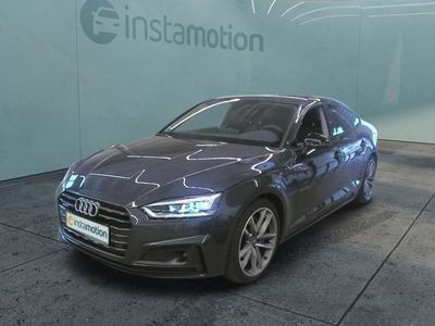 gebraucht Audi A5 Sportback A5 45TDI S line/ACC/AHK/Standh/19/LED
