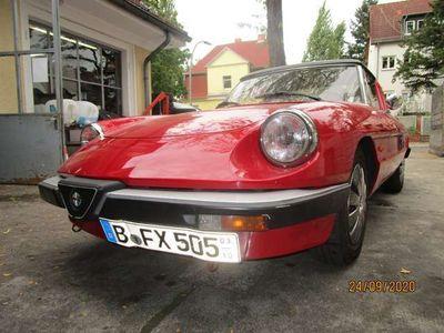 gebraucht Alfa Romeo Spider 1.6