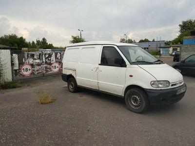 käytetty Nissan Cargo Vanette