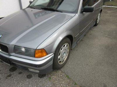 gebraucht BMW 316 i Limousine, 2.Hand, Schiebedach