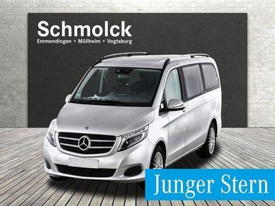 gebraucht Mercedes V250 d EDITION Lang+Navi+LED+Rückfahrk+Leder+