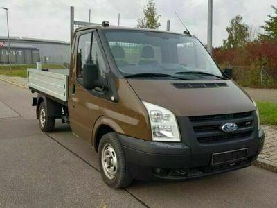 gebraucht Ford 300 Transit Pritsche FTK Einzelkabine * Tüv Neu