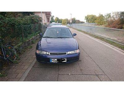 gebraucht Mazda 626 1.9i LX