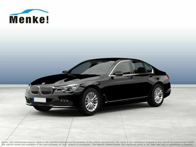 gebraucht BMW M760 760xDrive Touch Command Laser HUD ACC VOLL