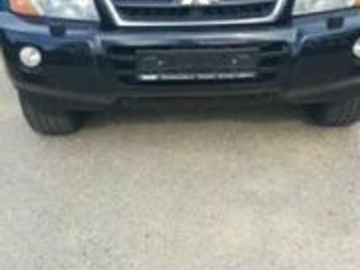 gebraucht Mitsubishi Pajero 3.5 V6 GDI Instyle