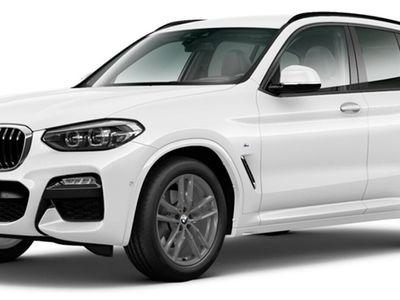 gebraucht BMW X3 xDrive20d Gewerbeleasing ab 565,- nto. o. A.