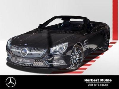 gebraucht Mercedes SL400 AMG+HarmanKardon+Nachtsicht+Neupreis 142k