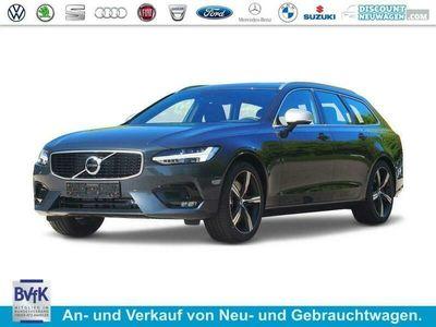 gebraucht Volvo V90 Recharge R Design MJ 2022/ LED/ PDCv+h