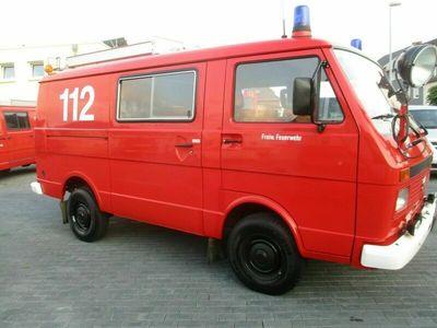 gebraucht VW LT 35 2.4Diesel,EX-FFW, NUR 23 TKM,H-Gutachten