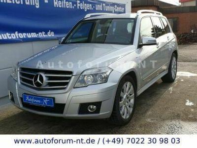 gebraucht Mercedes GLK220 CDI 4MATIC BlueEFFICIENCY