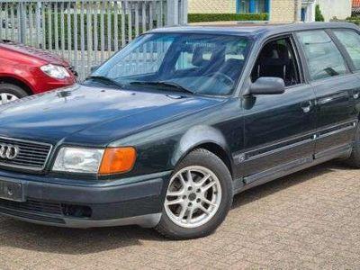 "gebraucht Audi 100 Avant 2.6 E  Klimaaut.  AHK TÜV 15""Alu EL.FH"