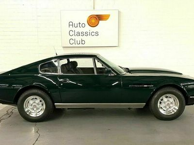 gebraucht Aston Martin V8 Saloon - Oscar India - wie neu als Sportwagen/Coupé in Berlin