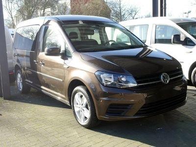 gebraucht VW Caddy Maxi Trendline 2.0 TDI AHK W-LAN EU6
