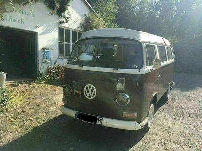gebraucht VW T2 a/b Camper Baujahr 72, Westfalia H-Z...