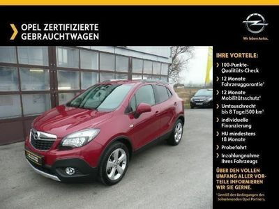 gebraucht Opel Mokka 1.4 Turbo Edition ecoFlex Start/Stop