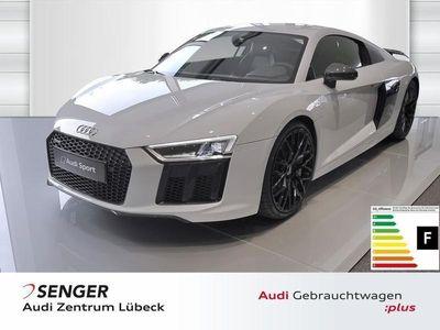gebraucht Audi R8 Coupé V10 plus 5.2 FSI quattro Leder LED Navi