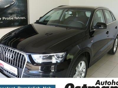 gebraucht Audi Q3 2.0 TFSI quattro AHK*TEMPO