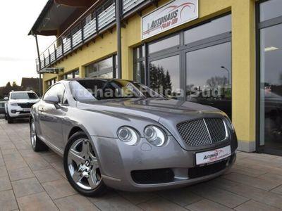 gebraucht Bentley Continental GT Coupe°2.Hand°Scheckheft°Navi°Xeno