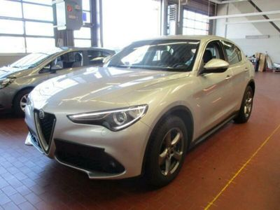 gebraucht Alfa Romeo Stelvio Super 2.2 Diesel 132 KW (180 PS) AT8 | NAVI XEN...