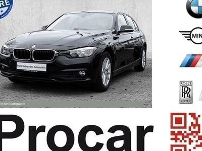 gebraucht BMW 318 d Advantage LED Navi Sitzheizung PDC Klima