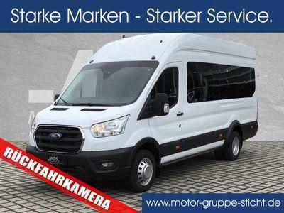 gebraucht Ford Transit Bus 460L4 #NEUESMODELL #18-SITZER, Tageszulassung, bei MGS Motor Gruppe Sticht GmbH & Co. KG