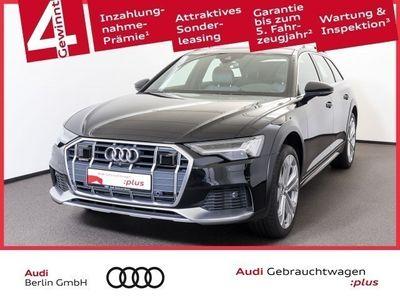 gebraucht Audi A6 Allroad quattro 50 TDI tiptr. LED NAVI LEDER