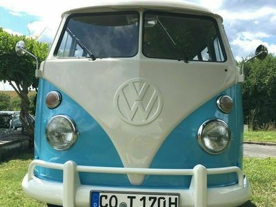 gebraucht VW T1 Bulli mit gutachten 1 (eins)