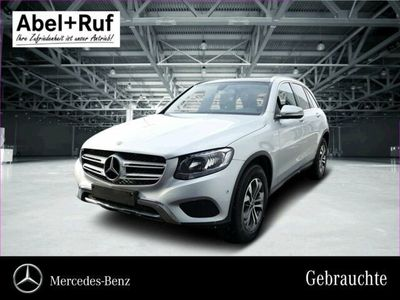 gebraucht Mercedes GLC250 - BENZd 4M. - Rückfahrkamera - Navi - Schiebedach