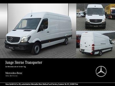 gebraucht Mercedes Sprinter 314 CDI lang/AHK 3,5to/Klima/PTS/Tachog