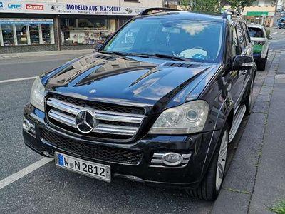 gebraucht Mercedes GL320 CDI 4Matic 7G-TRONIC