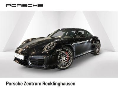gebraucht Porsche 911 Turbo 991Leder LED Navi Klimasitze e-Sitze
