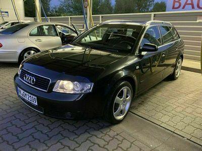 gebraucht Audi A4 2.0 Automatik