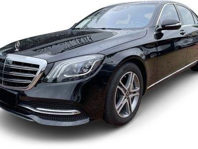 gebraucht Mercedes S560 560e lang Sitzklima/Burmester/Comand