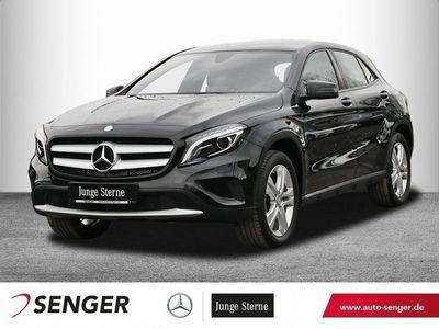 "gebraucht Mercedes GLA220 d 4M Off-Roader *Bi-Xenon*LM-Felgen 18""*"