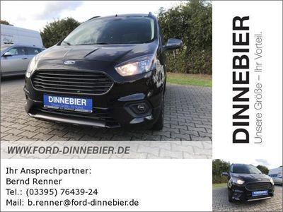 gebraucht Ford Transit Courier SPORT, 2020.75 MY, KASTENWAGEN Neuwagen, bei Autohaus Dinnebier GmbH