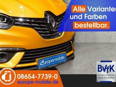 gebraucht Renault Scénic Limited TCe 140 GPF Euro6d-Temp (D4)